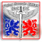 312. Squadron Flying swords DCJC